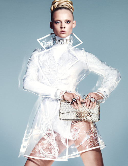 chanel-clear-rain-coat